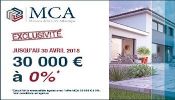 Offre 30 000 € à 0%